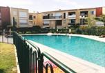 Location vacances Carnoux-en-Provence - Les Terrasses-1
