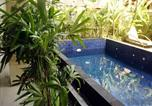 Location vacances Kuta - Lucky's Guest House-3
