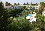 Hôtel Hammamet - Emira Hotel-1