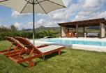 Location vacances Roccastrada - Holiday home with exclusive swimming pool in the Tuscan Maremma-2