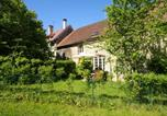 Location vacances  Nièvre - Modern Holiday Home in Saizy with Fishing Nearby-2