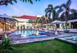 Hôtel Denpasar - Inna Bali Heritage Hotel-4
