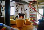 Location vacances Ligurie - Rustic Holiday Home in Stellanello with Private Garden-3