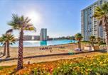 Location vacances Casablanca - Departamento Familiar en Condominio Laguna Bahía-1