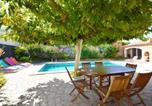Location vacances Blauvac - Villa with 3 bedrooms in Saintdidier with private pool enclosed garden and Wifi 60 km from the slopes-3