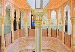 Location vacances Jaipur - 1 Br Heritage in Bais Godam, Jaipur (551f), by Guesthouser-4