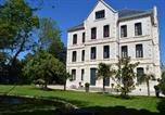 Hôtel Cité de Carcassonne - B&B Demeure Saint Louis-1