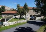 Location vacances Saugues - Gîte Esplantas-Vazeilles-Esplantas, 4 pièces, 8 personnes - Fr-1-582-225-1