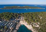 Camping avec Ambiance club Croatie - Camping Poljana -1