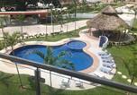 Location vacances Colima - Penthouse en Manzanillo, Tres Recamaras, Terraza y Alberca-1