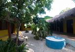 Hôtel Cozumel - Big Fish Cozumel Dive Hostel-2