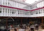 Hôtel Aguilar de Campóo - El Montero-1