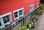 Location vacances Jever - Ferienwohnung mit eigenem Garten in Schortens-3