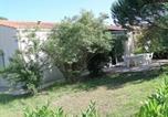 Location vacances Les Mathes - Maison La Palmyre, 3 pièces, 6 personnes - Fr-1-305-283-3