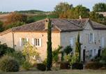 Location vacances Albi - Parc des Expositions - Peaceful Cottage with Swimming Pool in Fayssac France-1