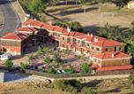 Location vacances Carrascosa - Cabañas rurales el hosquillo-1