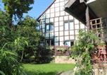 Hôtel Eisenach - Hotel Bad Langensalza Eichenhof-4