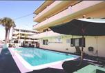 Hôtel Myrtle Beach - Happy Holiday Motel-1