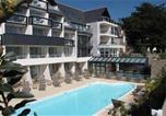 Hôtel Ile-d'Houat - Hotel Le Churchill-1