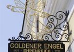 Hôtel Furth bei Göttweig - Zum goldenen Engel - Fam. Ehrenreich-2