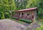 Location vacances Cherokee - Bryson City Cabin in Smoky Mountains with Hot Tub!-2
