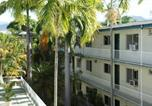 Hôtel Australie - Koala Beach Resort Cairns-1
