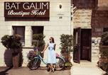 Hôtel Haïfa - Bat Galim Boutique Hotel-1