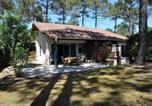 Location vacances Lacanau - Agréable petite maison avec jardin - 1201-1