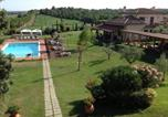 Location vacances Castiglione del Lago - Ranciano Villa Sleeps 34 Pool Air Con Wifi-1