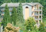 Location vacances  Province du Verbano-Cusio-Ossola - Peaceful Apartment with Pool in Verbania Italy-2