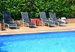 Location vacances Premià de Mar - Apartamentos Vilassar & Swimming pool-4
