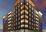 Hôtel Kansas City - Hampton Inn Suites Kansas City Downtown Crossroads-2