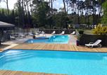 Camping avec WIFI Bretagne-d'Armagnac - Camping Vert Bord D'eau-1