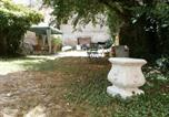 Location vacances  Haute-Saône - Rustic Holiday Home ingray Franche-Comte with Garden-3