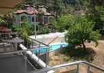 Location vacances İçmeler - Apart Alkan-1