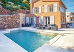 Location vacances Théoule-sur-Mer - Four-Bedroom Holiday Home in Theoule Sur Mer-2