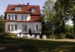 Hôtel Bad Oeynhausen - Hotel Pension Villa Holstein-1