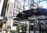 Hôtel Barletta - Cristal Palace Hotel-2