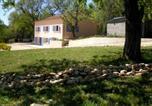 Location vacances Aigremont - Proximité rivière, studio avec terrasse-2