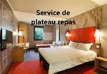 Hôtel Sarthe - Ibis Le Mans Est Pontlieue-1