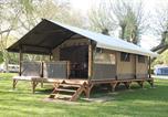 Camping avec WIFI Seine et Marne - Camping Ile de Boulancourt-1