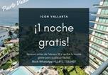 Location vacances Puerto Vallarta - Icon Vallarta- Huge balcony and ocean views!-1