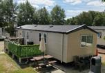 Villages vacances Alford - 3 bedroom caravan with hot tub on Tattershall lakes-3