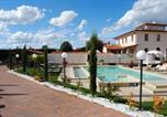 Location vacances Castiglion Fiorentino - Appartamento con piscina ed idromassaggio in Toscana-4