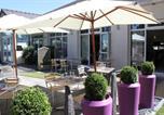 Hôtel Angers - The Originals City, Hôtel Bagatelle, Angers Sud (Inter-Hotel)-2