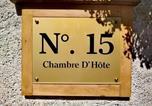 Hôtel Vicq - No.15 chambre dhote-1