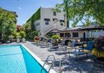 Hôtel Calistoga - Mount View Hotel & Spa-3