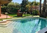 Location vacances Trecastagni - Villa with 5 bedrooms in Trecastagni with private pool and Wifi-2