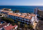 Location vacances  Province de Santa Cruz de Ténérife - Apartamentos Albatros-2