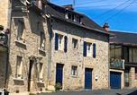 Hôtel Corrèze - Vue sur la Vezere-2
